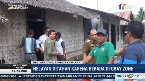 7 Nelayan Indonesia Ditahan di Malaysia