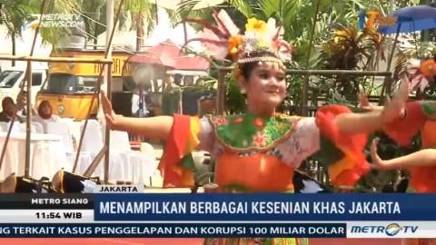 Trisakti Creative and Culture Festival 2017 Tampilkan Beragam Kesenian Khas Betawi