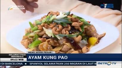 Menu Akhir Pekan: Ayam Kung Pao