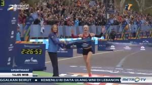 Shalane Flanagan Juara New York City Marathon