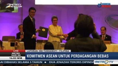 ASEAN-Hong Kong Sepakati Kerja Sama Perdagangan Bebas