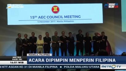 AEC Council Meeting 2017 Sepakati Penguatan Kerja Sama Lintas Sektor