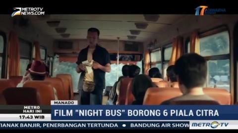 Film Night Bus Borong Enam Piala Citra FFI 2017