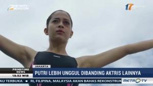 Putri Marino dan Teuku Rifnu Wikana Raih Pemeran Utama Terbaik FFI 2017