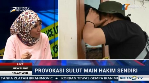 Provokasi Sulut Main Hakim Sendiri (2)