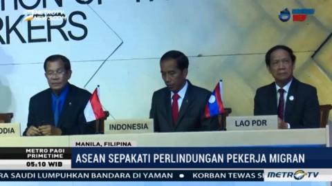 Negara ASEAN Teken Kesepakatan Perlindungan Pekerja Migran