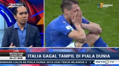 Italia Gagal, Pengamat: Ventura Pelatih yang Miskin Taktik