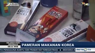 Makanan Khas Korea Berlabel Halal Dipamerkan di K-Food Fair
