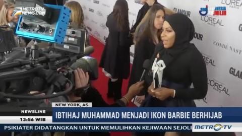 Mattel Rilis Barbie Berhijab Terinspirasi Atlet Muslimah