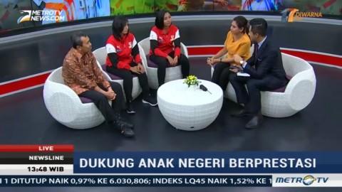 Jalan Atlet Karateka Meraih Asa (2)