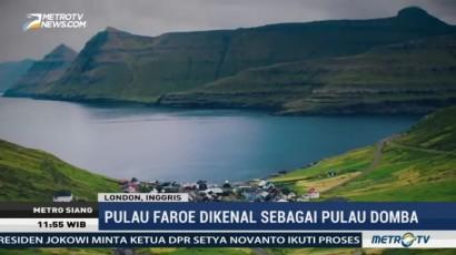 Keliling Pulau Faroe dengan Google Street View