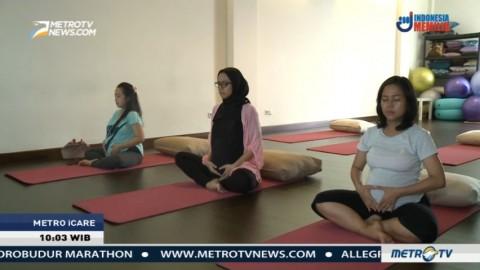 Ini Manfaat Prenatal Yoga bagi Ibu Hamil
