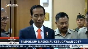 Jokowi Soroti Politik Tanpa Etika yang Menggerus Moral Bangsa