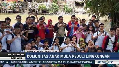 Menjaga Lingkungan Bersama Komunitas Roda Hijau