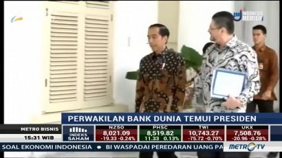Bank Dunia Minta Jokowi Tingkatkan Kualitas SDM Indonesia