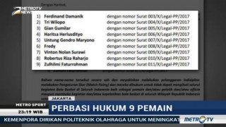 Perbasi Sanksi 9 Pemain Terkait Kasus Pengaturan Skor IBL
