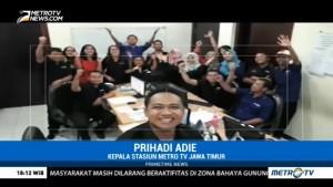 Perjalanan Delapan Tahun Metro TV Biro Jawa Timur