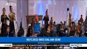 Refleksi Misi Restorasi Indonesia dalam Seni