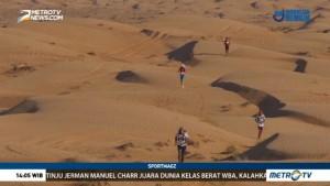 Menjajal Maraton Ekstrem di Tengah Gurun