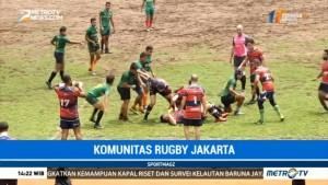 Rugby Semakin Digemari di Indonesia