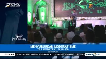 Menyuburkan Moderatisme