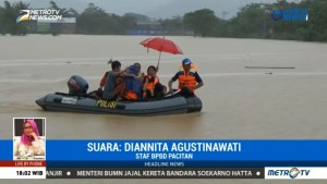 Lima Desa di Pacitan Terendam Banjir