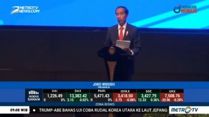 Jokowi Yakin Pembangunan Infrastruktur Dapat Dorong Pertumbuhan Ekonomi