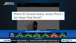 Apple akan Rilis Ponsel Lagi?