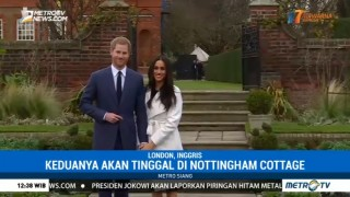 Pangeran Harry & Meghan Markle akan Tinggal di Nottingham Cottage