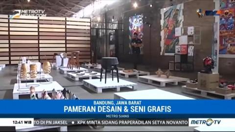 Beragam Desain Produk Dipamerkan di Bandung Biennale 2017
