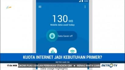 Google Datally, Aplikasi untuk Hemat Paket Data