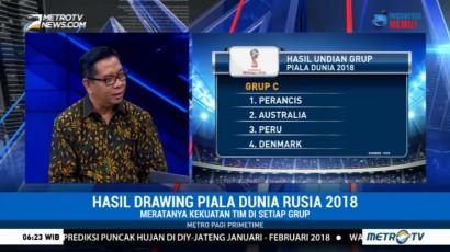 Menanti Kejutan di Piala Dunia 2018
