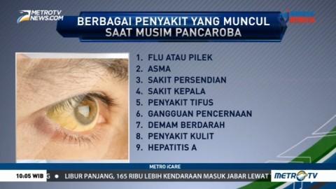 Waspadai Penyakit di Masa Pancaroba