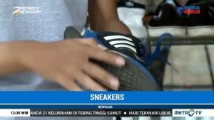 Begini Cara Mudah Merawat Sneakers Kesayangan