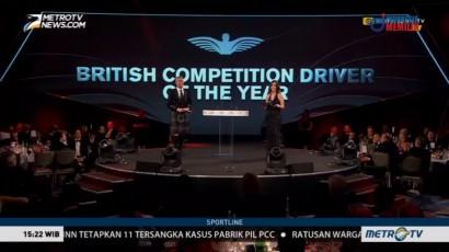 Hamilton Meraih Dua Penghargaan di Autosport Awards
