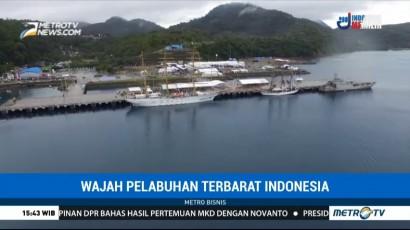 Wajah Pelabuhan Terbarat Indonesia