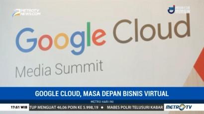 Google Cloud, Masa Depan Bisnis Virtual
