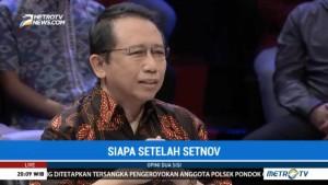 Marzuki Alie: DPR Terbelah Dua soal Setya Novanto