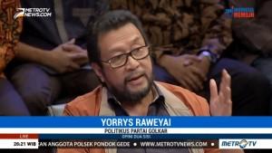 Yorrys: Golkar Rusak Karena Terlalu Membela Setnov