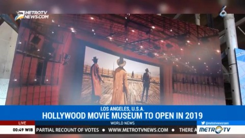 Hollywood's Long-Awaited Movie Museum to Open in 2019