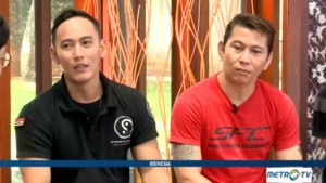 Highlight Idenesia: Seni Bela Diri Indonesia