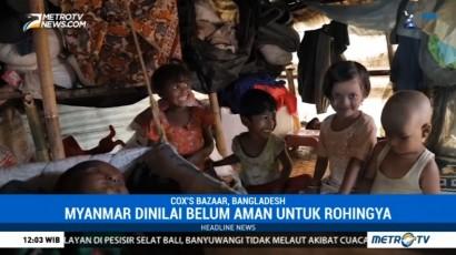 Organisasi Kemanusiaan Kecam Pemulangan Pengungsi Rohingya