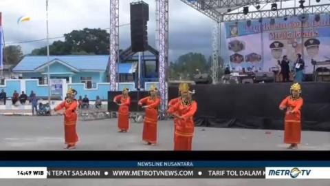 Pagelaran Seni Budaya Multi Etnis Digelar di Simalungun