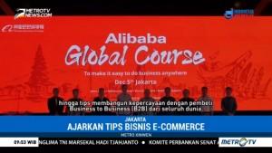 Alibaba Gelar Seminar E-Commerce di Jakarta