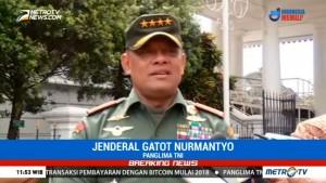 Jenderal Gatot: Panglima TNI Baru Harus Antisipasi Pilkada Serentak 2018