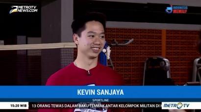 Kevin Sanjaya: Banyak Lawan yang Penasaran Ingin Mengalahkan Kami