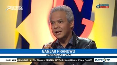 Ganjar Pranowo: Di Indonesia Sikap Anti-Korupsi akan Dihabisi