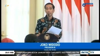 Jokowi Sentil Penggunaan Anggaran yang Tak Efisien
