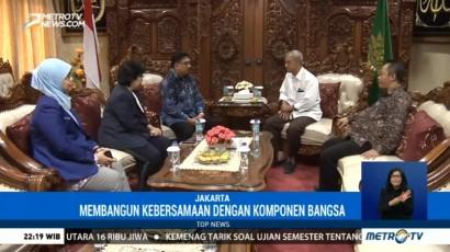 NasDem Bersilaturahmi ke PP Muhammadiyah