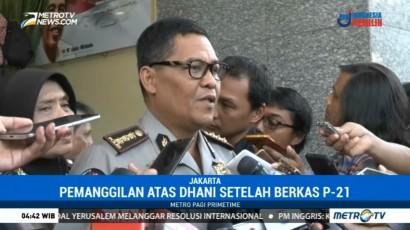 Polisi akan Limpahkan Berkas Kasus Ahmad Dhani ke Kejaksaan Pekan Ini